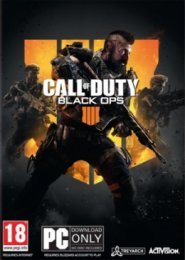 PC - Call of Duty: Black Ops 4  (5030917239069)