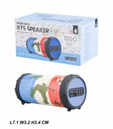 Bluetooth Portable Speaker PLUS Mini F2848, Deer  (2400173)