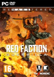 PC - Red Faction Guerrilla Re-Mars-tered Edition  (9120080072627)