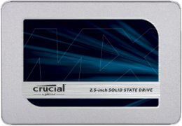 "500GB SSD Crucial MX500 SATA 2,5"" 7mm  (CT500MX500SSD1)"
