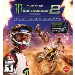 Monster Energy Supercross 2  (8059617109165)