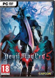 PC - Devil May Cry 5  (5908305225195)