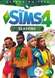 PC - THE SIMS 4 SEASONS (EP5)  (5030932116888)