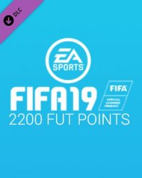 PC - FIFA 19 2200 FUT POINTS  (5030933123168)