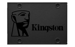 120GB SSD A400 Kingston SATA3 2.5 500/ 320MBs  (SA400S37/120G)