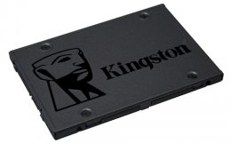 240GB SSD A400 Kingston SATA3 2.5 500/ 350MBs  (SA400S37/240G)