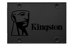 480GB SSD A400 Kingston SATA3 2.5 500/ 450MBs  (SA400S37/480G)