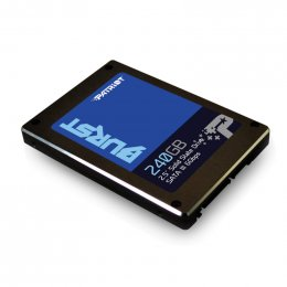 SSD 240GB PATRIOT Burst 555/ 500MBs  (PBU240GS25SSDR)