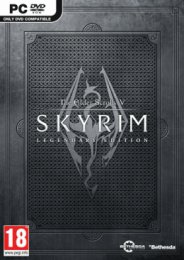 Obrázek PC -  NPG - THE ELDER SCROLLS V:SKYRIM LEGENDARY EDITIO