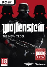 PC - NPG - WOLFENSTEIN: THE NEW ORDER  (5908305212935)