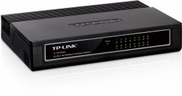 TP-Link TL-SF1016D 16x 10/ 100Mbps Desktop Switch  (TL-SF1016D)