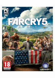 PC CD - FAR CRY 5  (3307216025382)