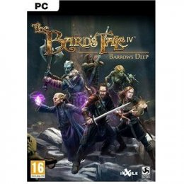 PC - The Bard´s Tale IV  (4020628761264)