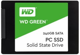 "SSD 2,5"" 240GB WD Green 3D NAND SATAIII 7mm  (WDS240G2G0A)"