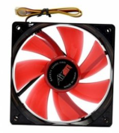 AIREN FAN RedWings120 LED RED  (AIREN - FRW120LEDRED)