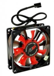 AIREN FAN DualWings 80S (80x80x25mm, Dual Wings, S  (AIREN - FDW80S)