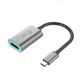 Obrázek i-tec USB-C Metal Display Port Adapter 60Hz
