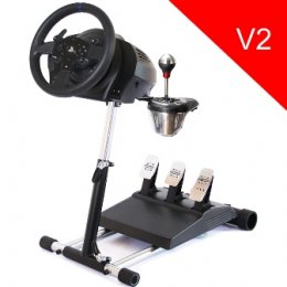 Wheel Stand Pro DELUXE V2, stojan na volant a pedály pro Thrustmaster T300RS,TX,TMX,T150,T500,T-GT  (T300/TX)