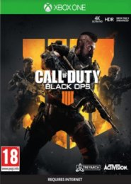 XONE - Call of Duty Black Ops 4  (5030917238932)