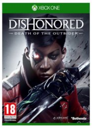Obrázek XOne - Dishonored: Death of the Outsider
