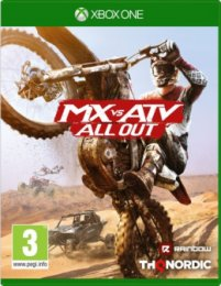 XBOX ONE - MX vs ATV - All Out  (9120080071545)