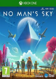 XBOX ONE - No Man´s Sky  (8023171041834)