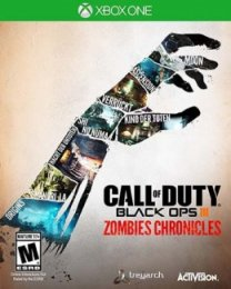 Obrázek XONE -Call of Duty Back Ops III Zombies Chronicles