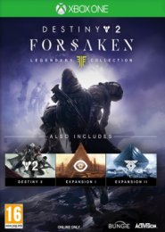 Obrázek XONE - Destiny 2 FORSAKEN Legendary Collection