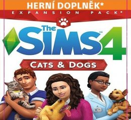 XONE - THE SIMS 4 + CATS & DOGS  (5030942123333)