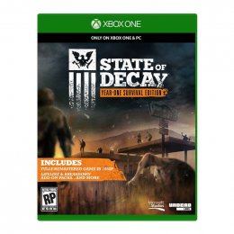 XBOX ONE - State of Decay  (4XZ-00024)