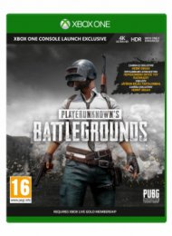 XBOX ONE - PlayerUnknown's Battlegrounds 1.0 (PUBG 1.0)  (JNX-00014)