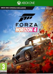 XBOX ONE - Forza Horizon 4  (GFP-00018)