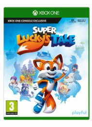 XBOX ONE - Super Lucky`s Tale  (FTP-00015)