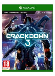 XBOX ONE - Crackdown 3  (7KG-00015)