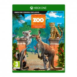 XBOX ONE - Zoo Tycoon Ultimate Animal Collection  (GYP-00020)