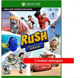 XBOX ONE - Rush: A Disney Pixar Adventure  (GYN-00020)