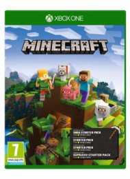 XBOX ONE - Minecraft Starter Collection  (44Z-00124)