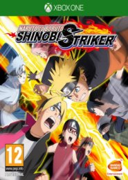 XOne - Naruto to Boruto: Shinobi Striker  (3391891994705)