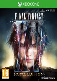 XOne - FINAL FANTASY XV: ROYAL EDITION  (5021290080669)