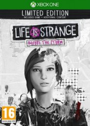 Obrázek XOne - Life is Strange: Before the Storm Limited Editio
