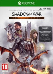 Obrázek XOne - Middle-earth: Shadow of War Definitive Edition