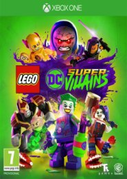XOne - LEGO DC Super Villains  (5051892216890)